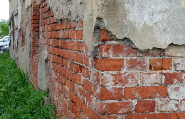 Последствия эксплуатации дома без водосточной системы